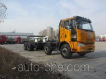 FAW Jiefang CA5310JSQP63K1L6T4E5 truck mounted loader crane chassis
