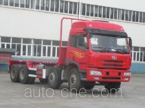FAW Jiefang container transport truck