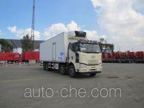 FAW Jiefang CA5310XLCP63K1L6T4E5 refrigerated truck
