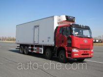 解放牌CA5310XLCP66K2L7T4E5型冷藏车