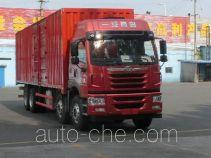 FAW Jiefang CA5310XXYP1K2L7T4E5A80-3 box van truck