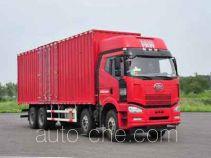 FAW Jiefang CA5310XXYP66K24L7T4E4 box van truck