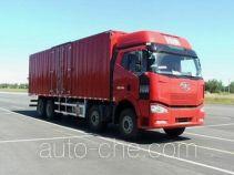 FAW Jiefang CA5310XXYP66K2L7T4A1E diesel cabover box van truck