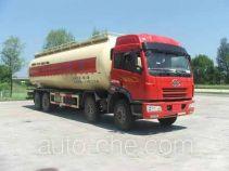 解放牌CA5312GFLP21K2L2T4E型粉粒物料运输车