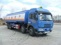 FAW Jiefang CA5313GYYP7K2L11T4E diesel cabover oil tank truck