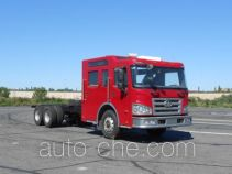 FAW Jiefang CA5320TXFP19K24L9T1E5 fire truck chassis