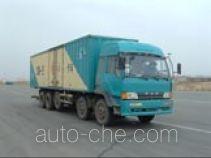 解放牌CA5370XP5K2L11T6A70型厢式载货汽车