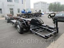 Electric bus chassis