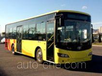 解放牌CA6103URHEV31型混合动力城市客车