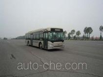 解放牌CA6120URHEV21型混合动力城市客车