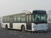 解放牌CA6121URHEV2型混合动力城市客车
