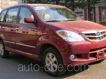 Легковой автомобиль FAW Jiaxing CA7153A10