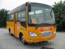 FAW Jiefang CA6662PFD80Q primary school bus