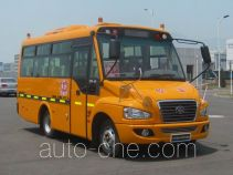 FAW Jiefang CA6680PFD80N preschool school bus