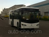 解放牌CA6930URHEV22型混合动力城市客车