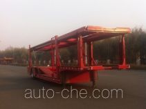 FAW Jiefang CA9180TCCA70 vehicle transport trailer