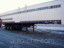 野骆驼牌CA9380TJZ型集装箱半挂牵引车