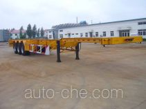 FAW Jiefang CA9400TJZA70 container transport trailer