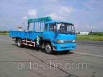 Xingguang CAH5128JSQ(6.3)A truck mounted loader crane