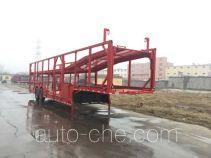 恒通梁山牌CBZ9200TCL型车辆运输半挂车