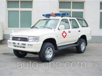 长城牌CC5020JJF型急救车