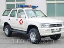 长城牌CC5020JJFG型急救车