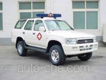 长城牌CC5020JJFGY型急救车