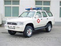 长城牌CC5020JJFY型急救车