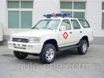 Great Wall CC5020JJFY emergency care vehicle