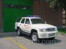 长城牌CC5021JJF型急救车
