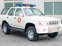 长城牌CC5021JJFG型急救车