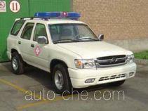 长城牌CC5021JJFX型急救车