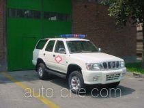 长城牌CC5021JJFY型急救车