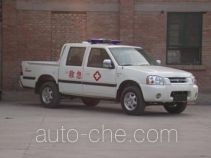 Emergency care vehicle