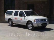 长城牌CC5027XJJS型急救车