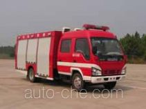 Guotong CDJ5060TXFJY96 fire rescue vehicle