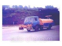 Guotong CDJ5110GQX5.5 highway guardrail cleaner truck