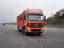 Guotong CDJ5310CCYDFL грузовик с решетчатым тент-каркасом