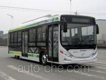 蜀都牌CDK6105CBEV1型纯电动城市客车