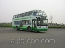 Shudu CDK6110CA1S double-decker bus
