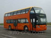 Shudu CDK6110CA3S double decker city bus