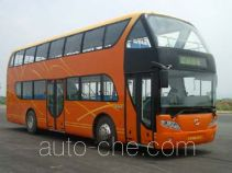 Shudu CDK6110CAS double-decker bus