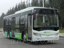 Shudu CDK6113CEDHEV hybrid city bus