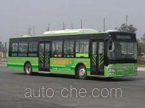 蜀都牌CDK6122CA1BEV型纯电动城市客车