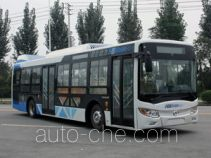 Shudu CDK6123CEHEV2 hybrid city bus