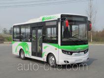 蜀都牌CDK6600CABEV型纯电动城市客车