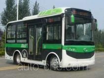 蜀都牌CDK6600CBEV型纯电动城市客车