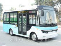 蜀都牌CDK6610CBEV1型纯电动城市客车