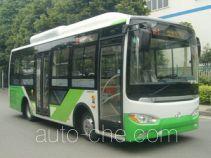 蜀都牌CDK6780CEG5R型城市客车