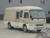 FAW Jiefang CDL5046XXYEC box van truck
